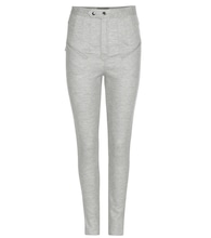 Melvil wool-blend trousers