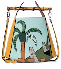 X Ken Price Tote Bamboo Easter Island