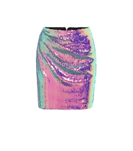 Exclusive to Mytheresa – Braxter sequined miniskirt