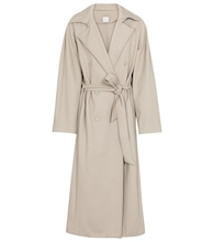 Leisure Cinghia belted trench coat
