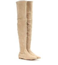 Connan suede over-the-knee boots