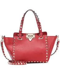 Valentino Garavani Rockstud Mini leather tote