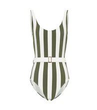 The Anne-Marie belted swimsuit