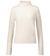 Turtleneck cashmere sweater