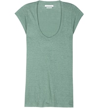Kenton linen T-shirt