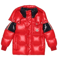 Sigean quilted down jacket