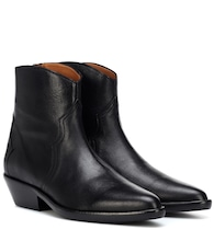 Danstee leather ankle boots