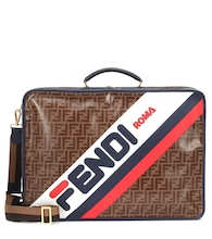 FENDI MANIA printed travel bag