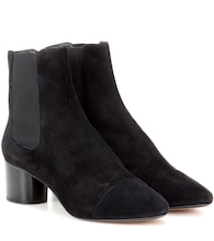 Danae suede ankle boots