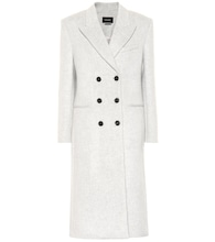 Roleen wool and cashmere coat