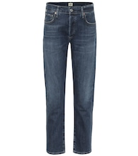 Low-Rise Slim Boyfriend Jeans Emerson
