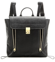 Pashli leather backpack