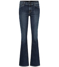 Sallie high-rise flared jeans