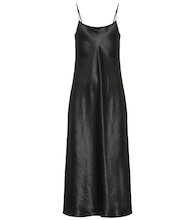Slipdress aus Satin