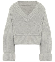 La Maille Cavou wool-blend sweater