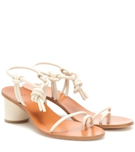 Xavi leather sandals