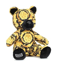 Printed teddy bear