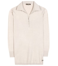Polo Ventotene cotton and silk-blend top