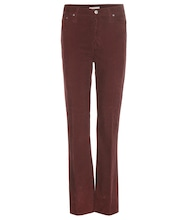 Pantalon ample en velours Revolution
