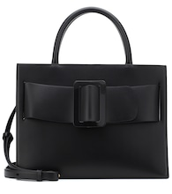 Bobby 32 leather tote