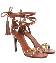 Valentino Garavani Rockstud Flair leather sandals