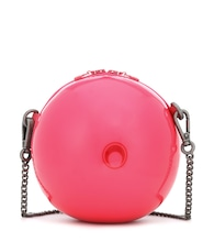 Ball Mini PVC shoulder bag