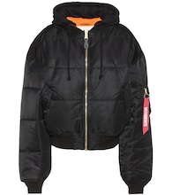 X Alpha Industries reversible jacket