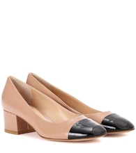 Exclusive to mytheresa.com – leather pumps