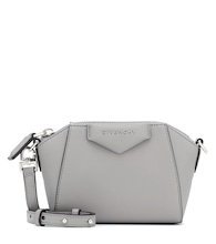 Antigona Nano leather crossbody bag