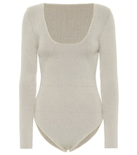 Le Body Adour ribbed-knit bodysuit