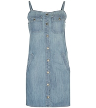 mytheresa.com exclusive The Strappy Perfect denim dress