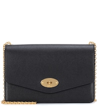 Darley Small leather shoulder bag
