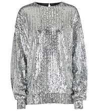 Olivia sequined top
