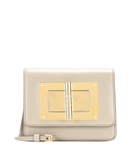 Natalia Mini leather shoulder bag