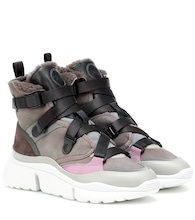 Exclusive to Mytheresa – Sonnie high-top sneakers