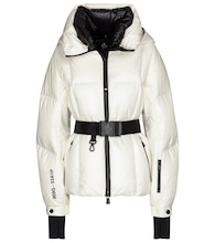 Grossaix down ski jacket