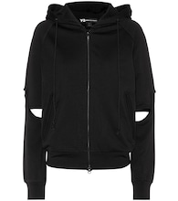 Force cotton hoodie