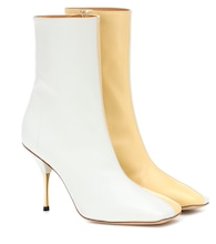 Exclusive to Mytheresa – Svea leather ankle boots