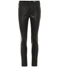 Darcelle faux leather leggings