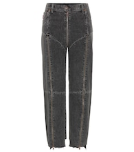 X Levi's® cropped jeans