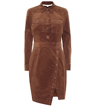 Britton corduroy minidress