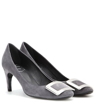 Pumps Belle De Nuit in suede