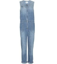 Combinaison en denim The Flight Suit