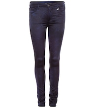 Jeggings aus Satin