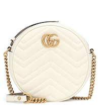 GG Marmont Mini leather shoulder bag