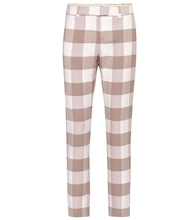 Henri mid-rise straight pants
