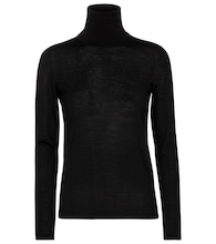 Candore virgin wool turtleneck sweater