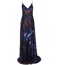 AIDA VELVET FLOOR-LENGTH GOWN