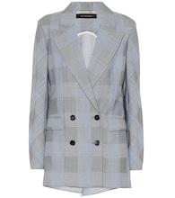 Bourne wool and mohair blazer