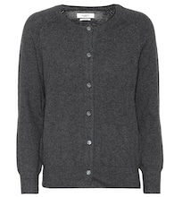 Napoli cotton and wool cardigan